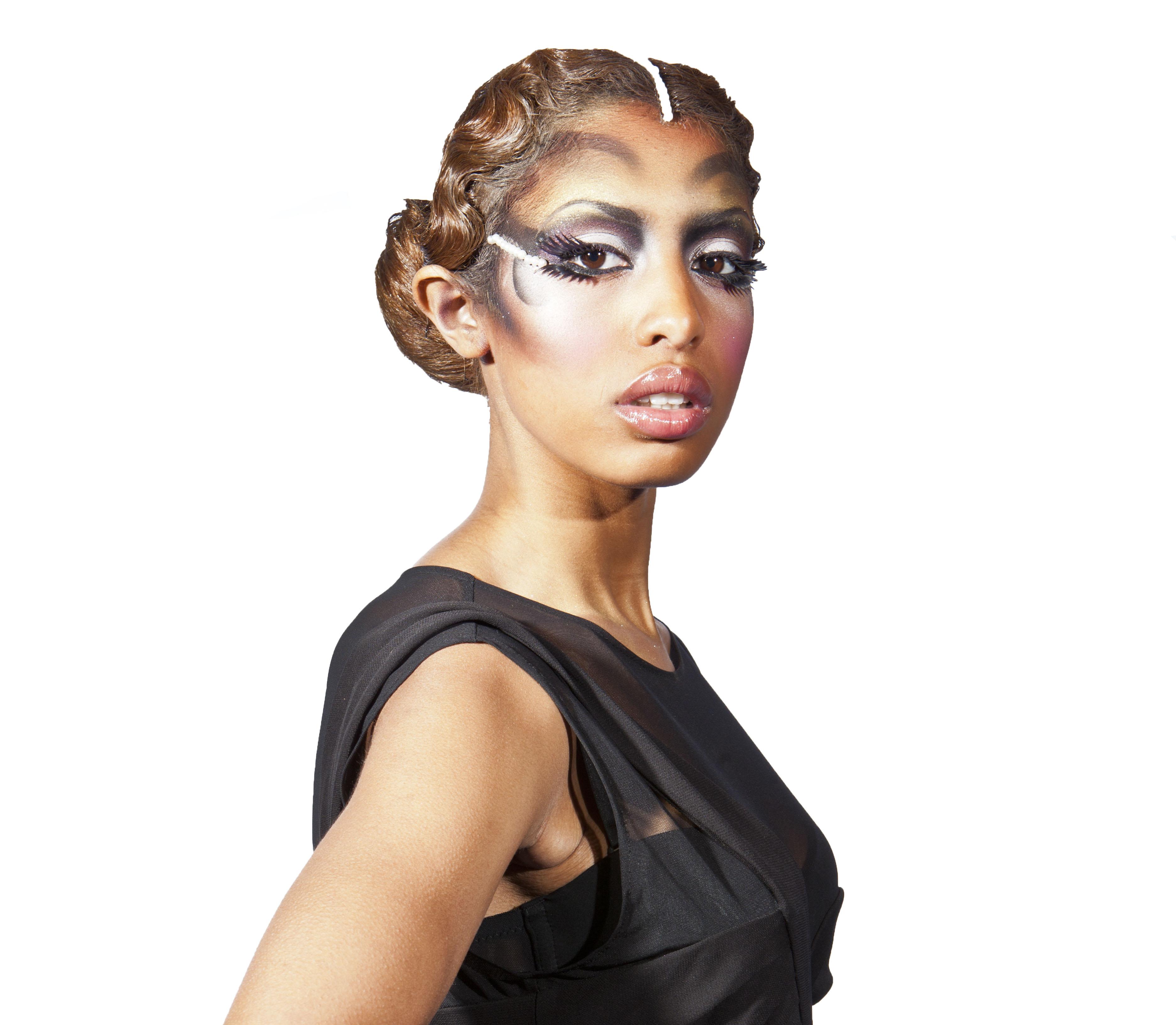 maquillaje profesional fantasia cazcarra