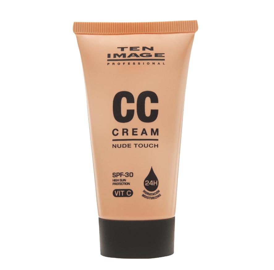 cc cream maquillaje profesional