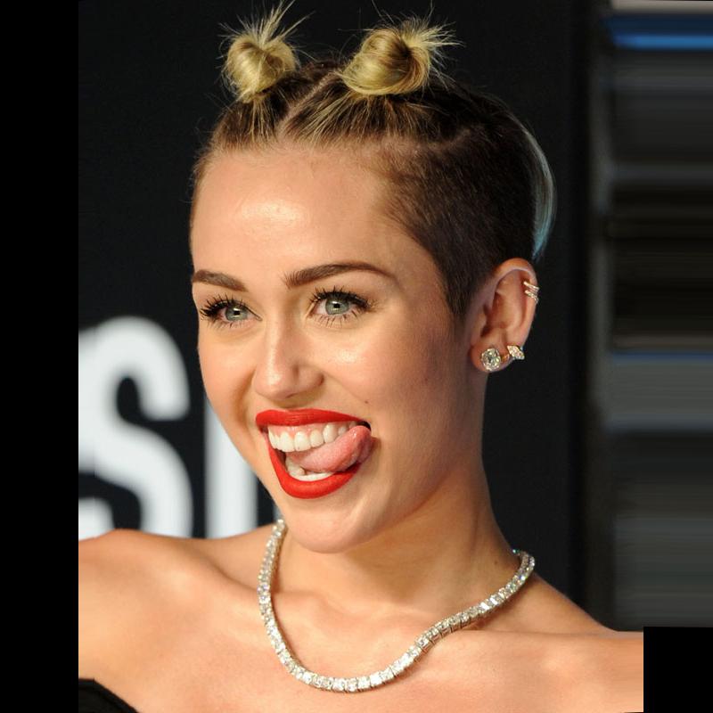 Peinados paso a paso: los looks de Miley Cyrus