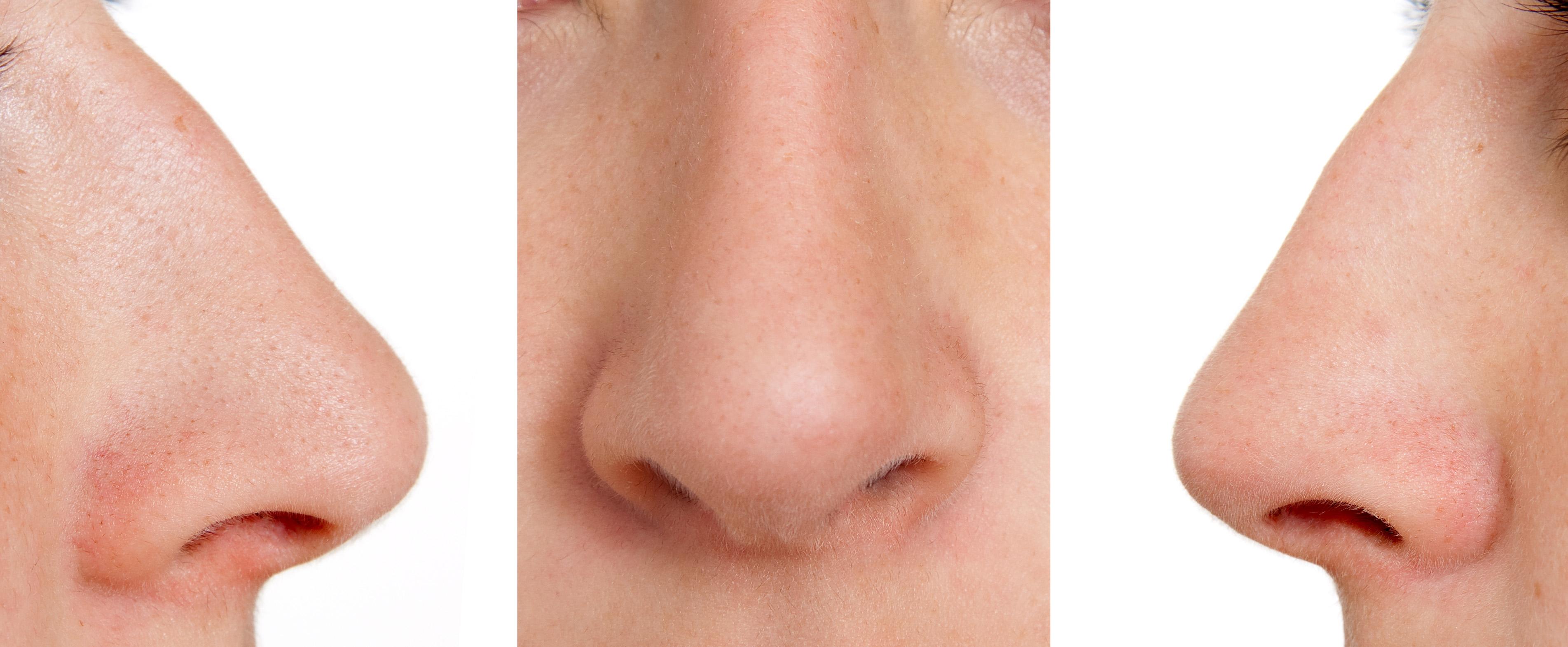 Maquillaje paso a paso, cómo corregir la nariz