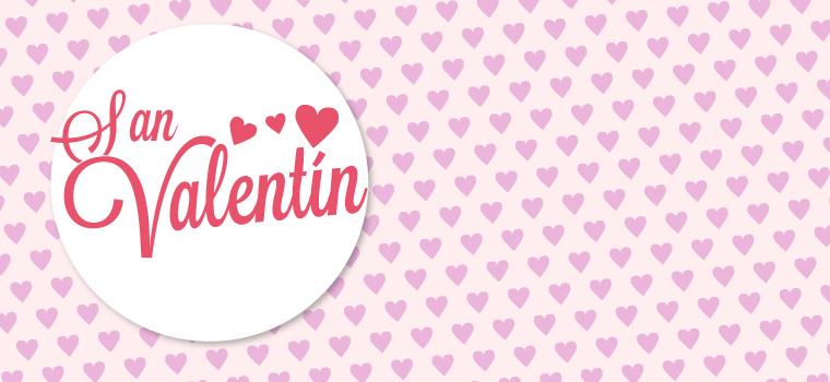 Productos de maquillaje para San Valentín
