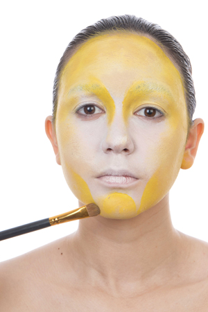 Maquillaje para carnaval