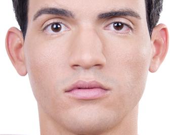 maquillaje para hombres