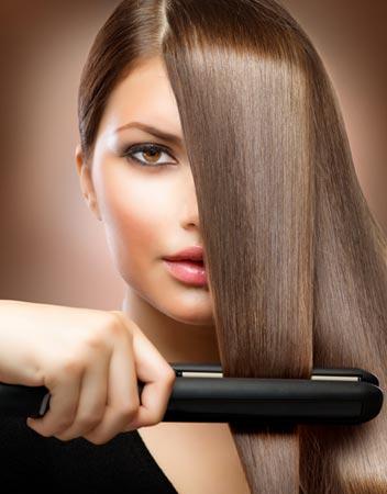 cabello metalizado