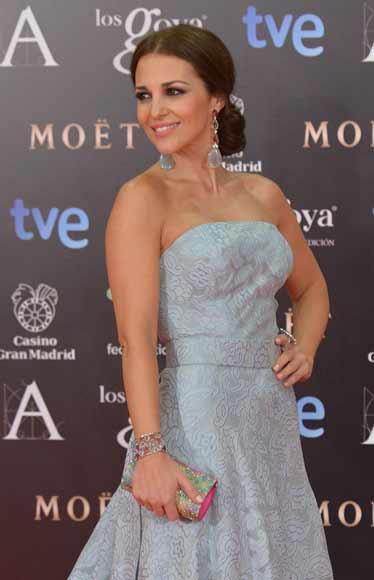 look de Paula Echevarría