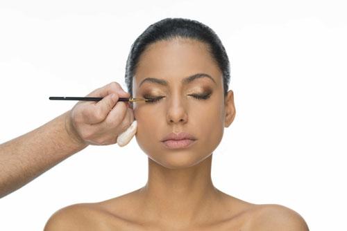 Maquillaje estilo étnico