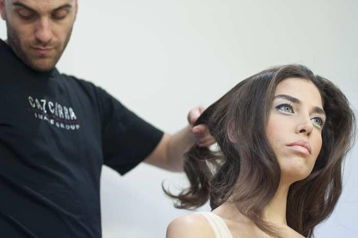técnico-peluquería