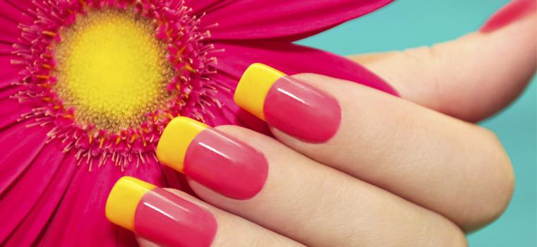 Lacas de uñas protectoras post verano