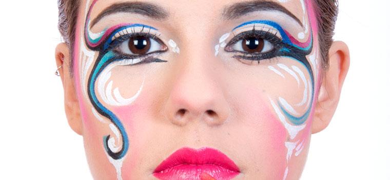 Cómo maquillarte para carnaval