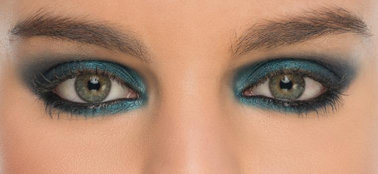 Cómo maquillar los ojos según su tipología