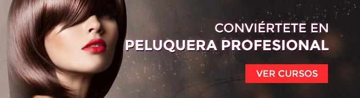 Banner Estudiar Peluquería Profesional