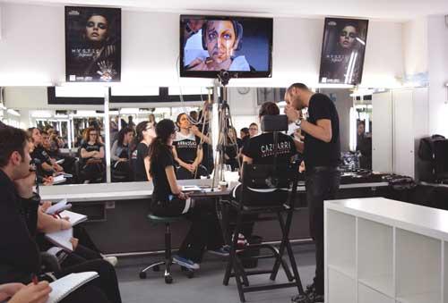 escuela de maquillaje