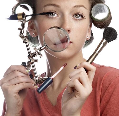 evitar en el maquillaje