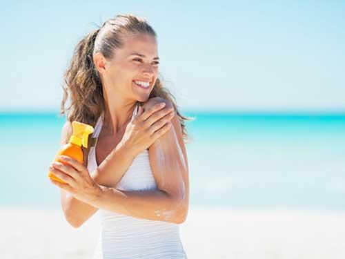 consejos de belleza protegete del sol