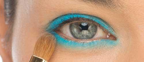 maquillaje ojos pasos