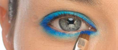 maquillaje ojos rodas