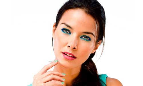 maquillaje ojos total look