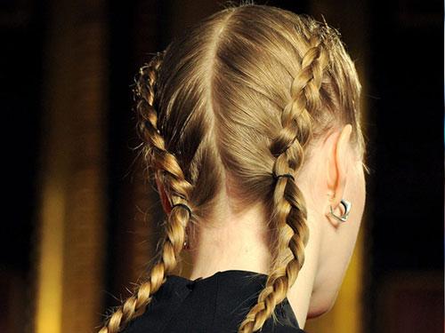 peinados para el verano trenzas braids