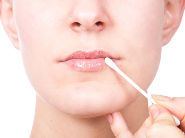 exfoliar labios