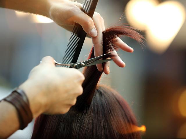equipo de peluquería profesional