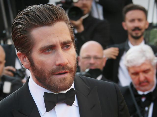 estilo de barba Jake Gyllenhaal