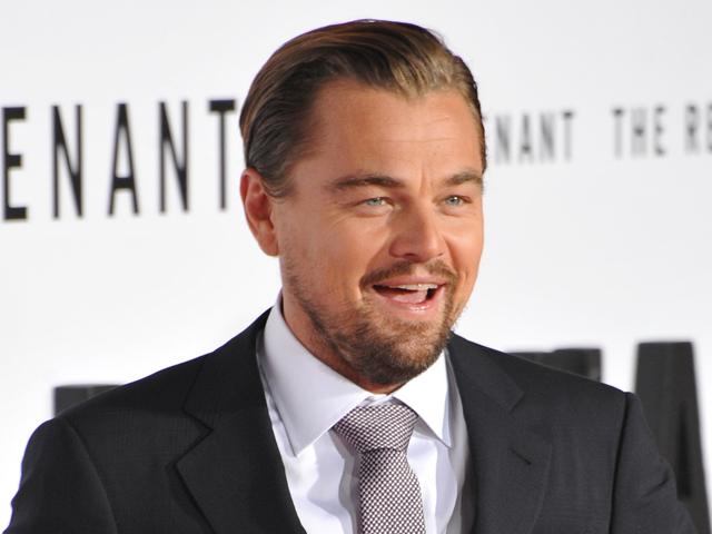 estilo de barba Leonardo DiCaprio