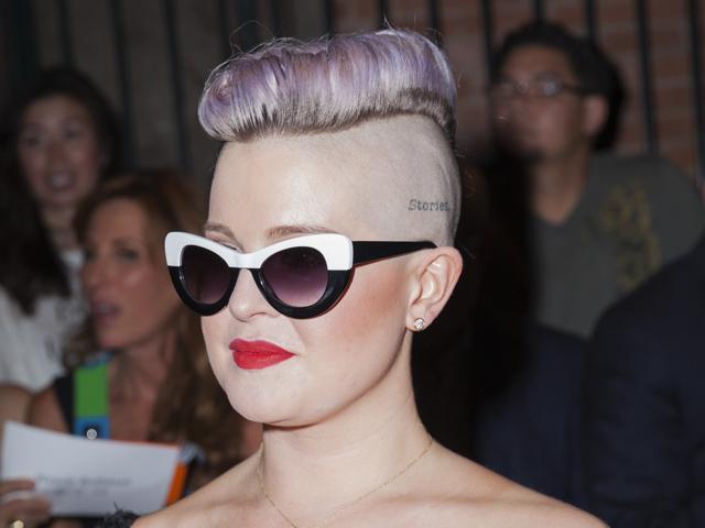 cabello púrpura