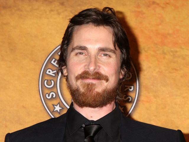 estilo de barba Christian Bale