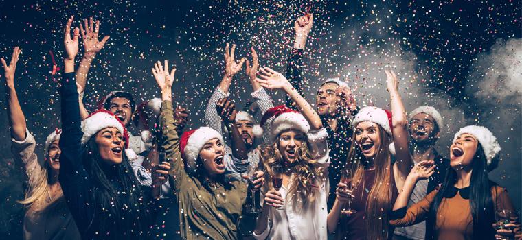 Últimas tendencias en recogidos para navidades