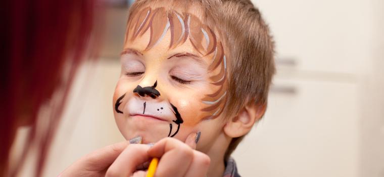 Consejos de maquillaje para carnaval