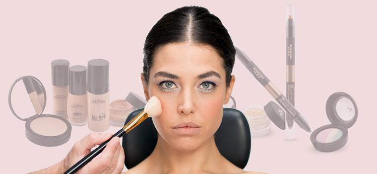 ¿Sabes cuál es el Kit de maquillaje ideal?
