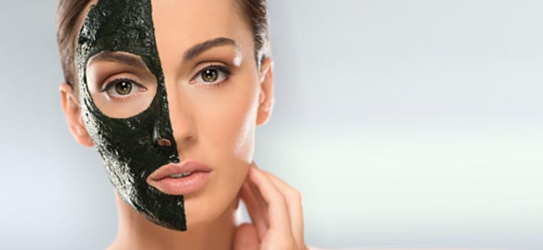Tipos de mascarillas faciales y sus propiedades