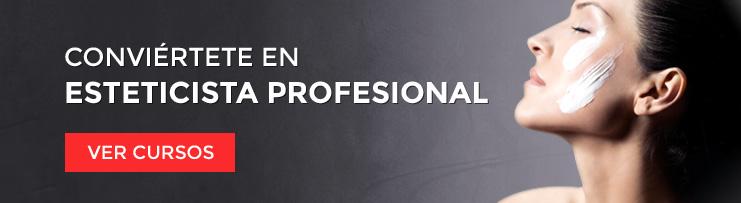 Banner esteticista profesional